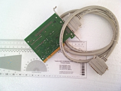 Screen Interface Board _ scsi