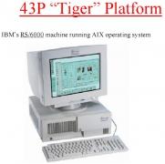 Компьютер Brisque 43p Tiger. На запчасти!