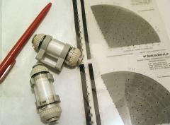 Фильтр для помп M41 _ FILTER SUCTION